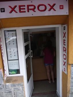 Xerox Paco, Str. B.P. Hasdeu, Cluj-Napoca